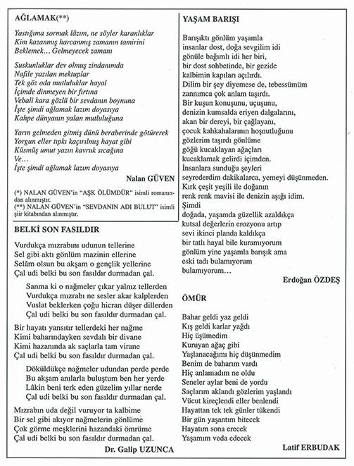 AKS DERGİSİ OCAK-ŞUBAT 2013 DEVAM