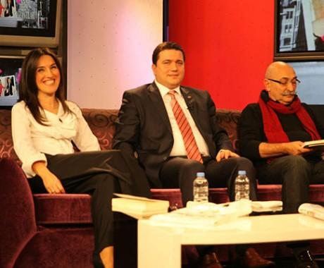 Kanal T / Gül Karyaldız İle Söylenmez ki Söyleyesin Canlı Yayın Konuğu / 24 Ocak 2013