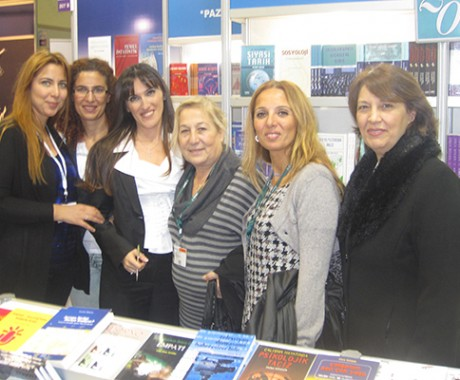 Tüyap 30. İstanbul Uluslararası Kitap Fuarı / 17 Kasım 2011