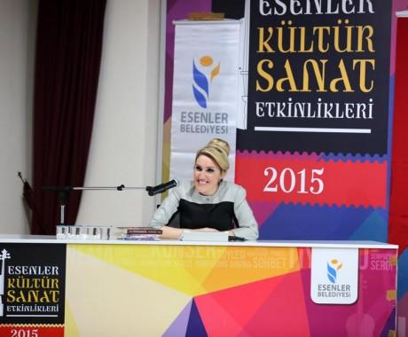 KADINCA SOHBET / Dr. Kadir Topbaş Kültür Sanat Merkezi – 10 Nisan 2015