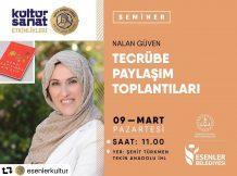 ŞEHİT TÜRKMEN TEKİN ANADOLU İHL SEMİNER / 9 MART 2020
